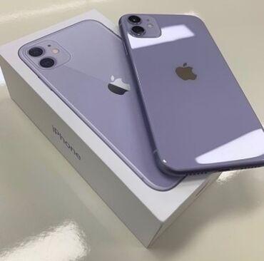 защитное стекло в Кыргызстан: Новый IPhone 11 128 ГБ