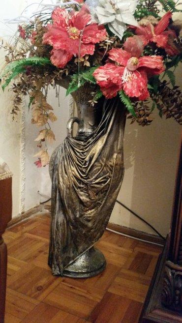термостат ваз в Азербайджан: Декоративная напольная ваза