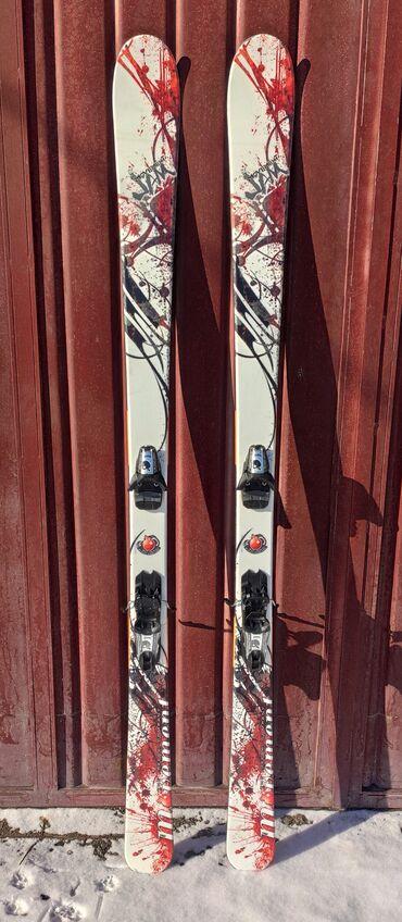 Next платье - Кыргызстан: Лыжи универсальные movement jamдлина лыж: 182 смрадиус бокового
