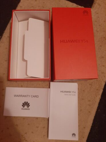 Huawei-y5 - Srbija: Kutija za Huawei Y5 sa uputstvom - nova