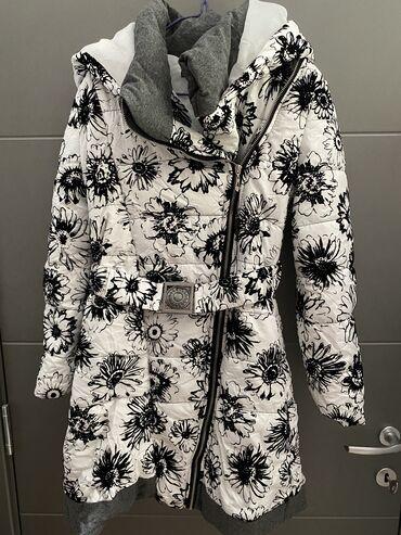 Dugacka zimska jakna
