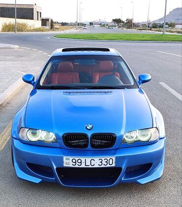 BMW 330 3 l. 2000 | 138000 km