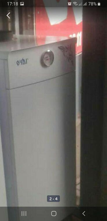 Продаю газовый котел Очаг. До 120 кв м. В отличном сост. Мини торг