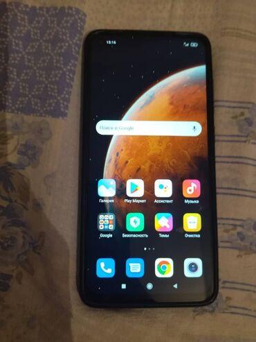 Электроника - Токмок: Xiaomi Redmi Note 9 | 64 ГБ | Синий | Сенсорный