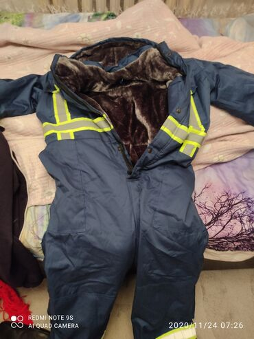 мужская одежда для спортзала в Кыргызстан: Комбез зимний Тёплый