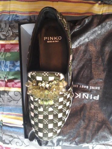 Pinko итальянская обувь 40размер очень в Сокулук
