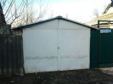 Металлический гараж на самовывоз в Бишкек