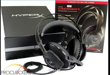 Coca cola - Srbija: HyperX Cloud Revolver S Gaming Headset with Dolby 7.1 Surround Sound