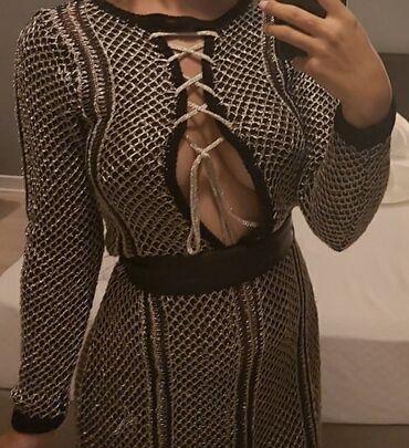 Rupicasta haljina M vel. Bez ostecenja