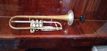 Другие музыкальные инструменты в Кыргызстан: Продается труба винтельная фирмы BS производства Германия
