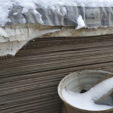 Шифер 6 волновой - Кыргызстан: Продаю шифер 6 волновые 70шт