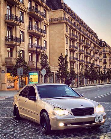 Balaca kalonkalar - Azərbaycan: Mercedes-Benz C-Class 1.8 l. 2000 | 33000 km