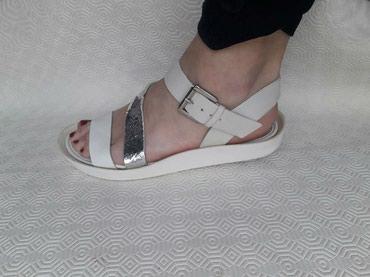 Antonella Rossi- broj 39...Original kozne sandale-luksuzne- kao nove- - Valjevo