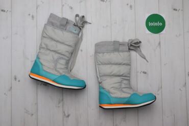 Жіночі спортивні зимові чобітки Thinsulate, р. 38   Висота халяви: 28