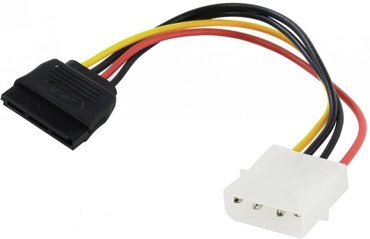 кабели и переходники для серверов minisas sata в Кыргызстан: Кабель SATA-MOLEX разработан с учетом многократных подключений