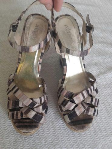 Alter sandale sa platformom - Belgrade