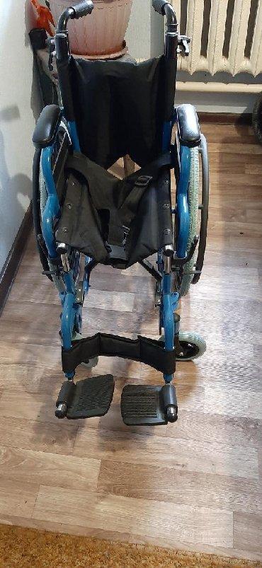 giant детский велосипед в Кыргызстан: Продаётся инвалидная коляска(детская-подрастковая) абсолютно новая