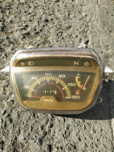 yamaha-crypton-110 в Кыргызстан: Панель приборов мотоцикл