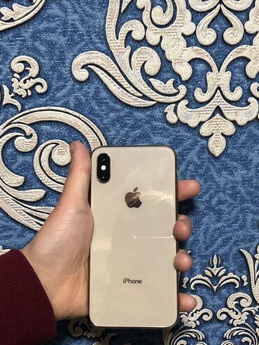 gold man бишкек in Кыргызстан | NOKIA: IPhone Xs | 64 ГБ | Rose Gold Колдонулган | Зымсыз зарядка, Face ID