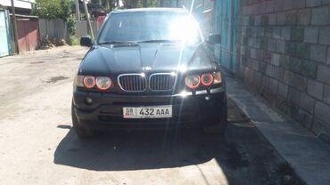 бу резина 2055516 в Кыргызстан: BMW X5 4.4 л. 2002