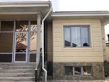Продаётся новый элитный дом 160м2 в Бишкек