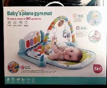 - Azərbaycan: Baby piano. Çox az işlənib