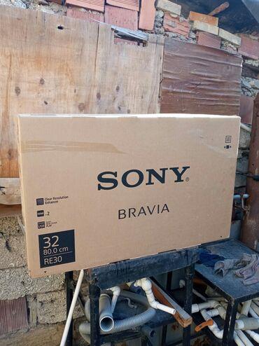 Televizorlar - Sony - Bakı: Sony bravia 32/82 smart deyil təzə