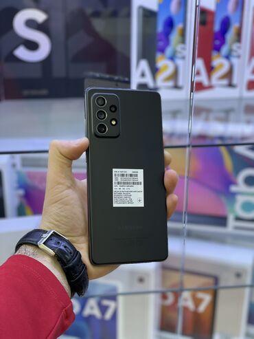 Samsung - Bakı: Samsung Galaxy A72 | 128 GB | qara | Yeni | Face ID