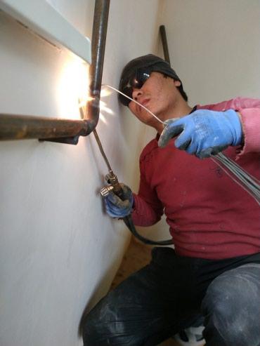Установка отопления гарантия и качество  в Novopokrovka