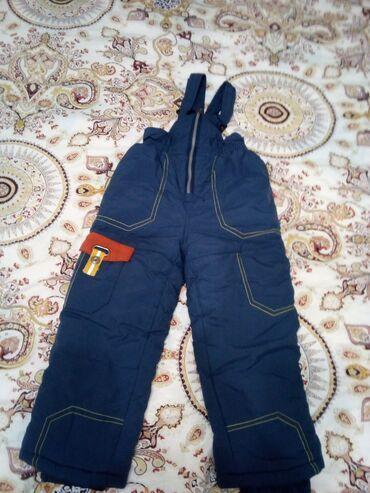 Продаю очень тёплые зимние штаны на мальчика 3-4 лет
