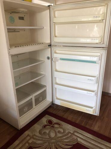 блютуз наушники lg купить в Кыргызстан: Б/у Двухкамерный | Бежевый холодильник LG