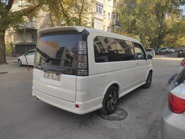 авто из армении в кыргызстан in Кыргызстан   ГРУЗОВЫЕ ПЕРЕВОЗКИ: Honda Stepwgn 2.4 л. 2005   180000 км