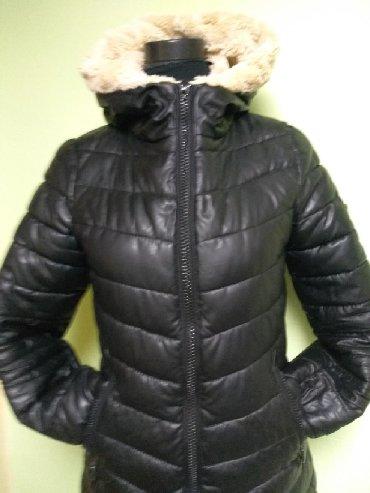 распродажа девушки в Кыргызстан: Женская куртка деми, отличное состояние, размер 42-44,, ткань под