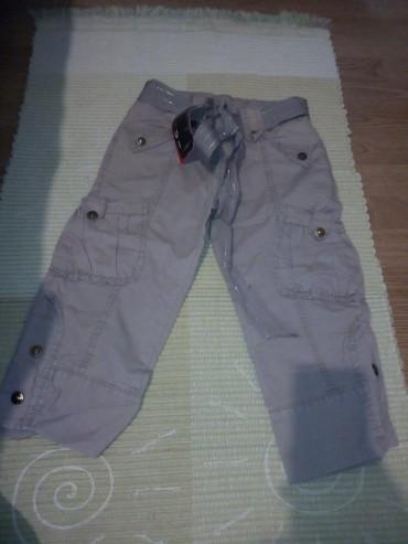 Letnje pantalonice tri cetvrt za devojcice...Velicina 10(mislim da - Belgrade