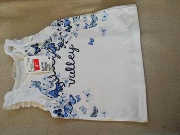 Dečiji Topići I Majice | Rumenka: Majica za devojcice vel 92