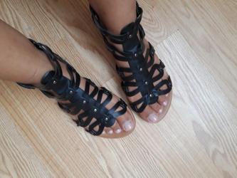 Opet sandale br - Srbija: Nove sandale, neobuvane. Broj 38, opposite shoes