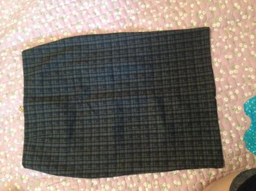 юбки из плотного трикотажа в Кыргызстан: Новая юбка, трикотаж, размер 42