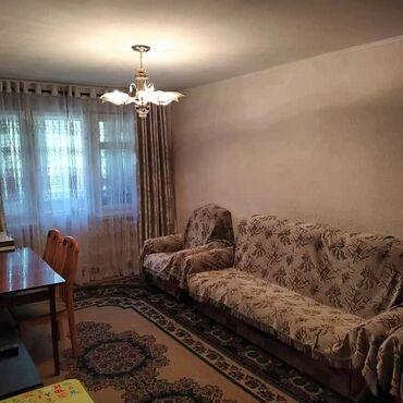 Продажа квартир - Бишкек: 104 серия, 2 комнаты, 44 кв. м Бронированные двери, Не затапливалась, Не сдавалась квартирантам