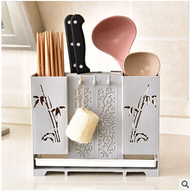 Подставка для кухонных принадлежностей