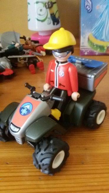 Παιχνίδια σε Περιφερειακή ενότητα Θεσσαλονίκης: Playmobil
