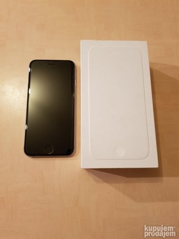 IPhone 6 Space Gray 16gb KAO NOVO Sim free - Beograd