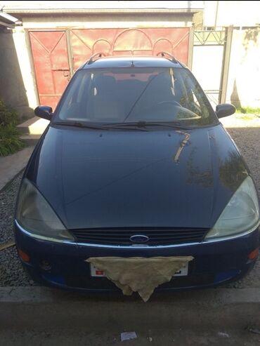 Ford - Кыргызстан: Ford Focus 1.8 л. 2001