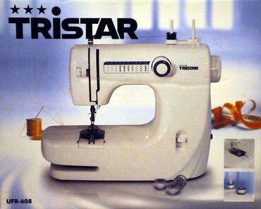Masine za sivenje - Srbija: Šivaća mašina Tristar UFR 608Karakteristike predmetaProizvođač