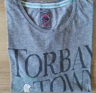 Kozni-kajis-sa-bodljama-duzine-cm - Srbija: SPRINGFIELD siva majica sa printom, veličina XXLSPRINGFIELD siva