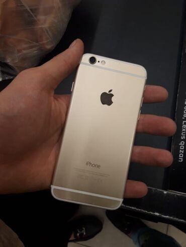 Apple Iphone - Azərbaycan: Ayfon 6.yadas 64.ela veziyetde 240manat .20yanvar elvin