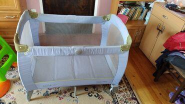 Nameštaj - Pozega: Prenosivi krevetac,malo koriscen,u extra stanju,sa vibracijomUplata pa