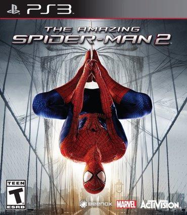 """Bakı şəhərində """"spider man 2"""" ps3 oyunu"""