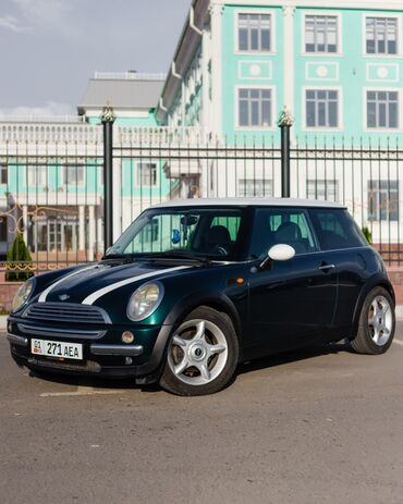 Mini в Бишкек: Mini Cooper 1.6 л. 2002 | 151000 км
