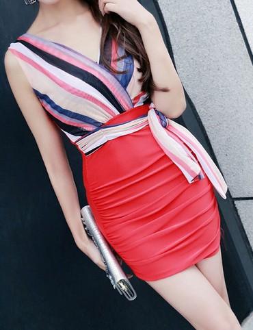 Коктельное платье новое,размер 44-48 в Бишкек