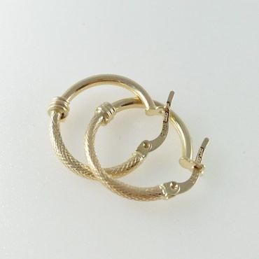 Серьги из желтого золота, 585 проба. Цена 4900 Сом в Бишкек